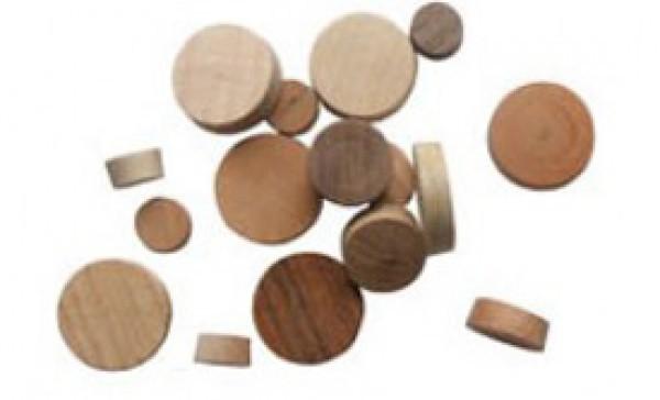 Buttons & Plugs - Side Grain